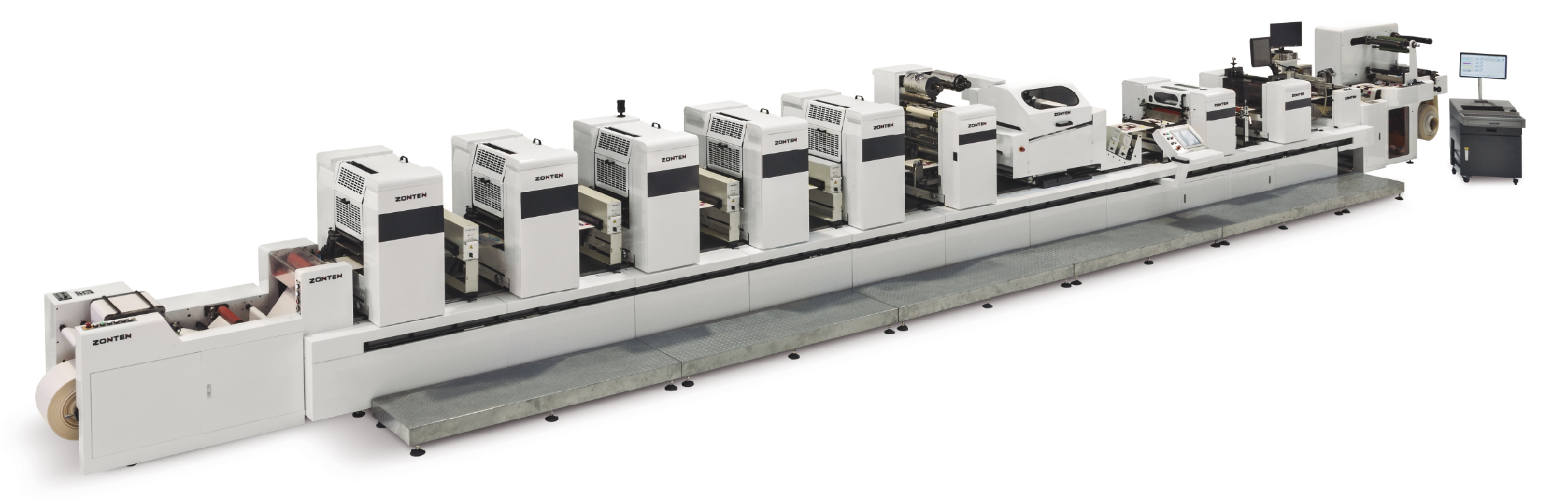 MULTIPRINT ZTJ-330_520 Zonten Europe en LabelExpo