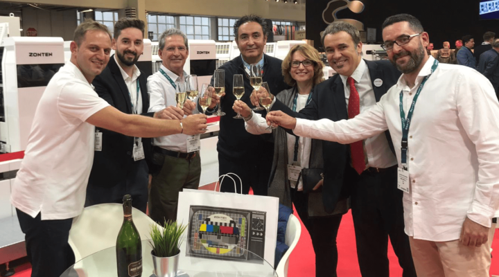 Zonten Europe en LabelExpo